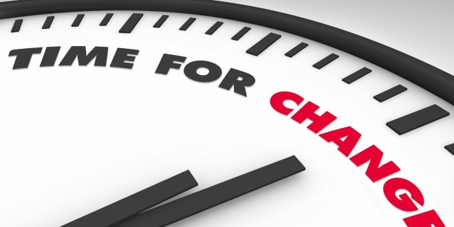 Nuk na ndryshon Zoti, derisa të ndryshojmë vetë