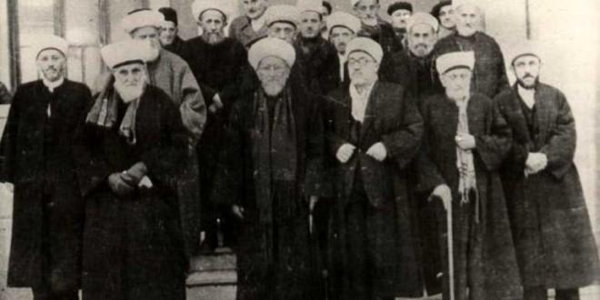 Roli i prijësve myslimanë në formimin e shtetit të parë shqiptar