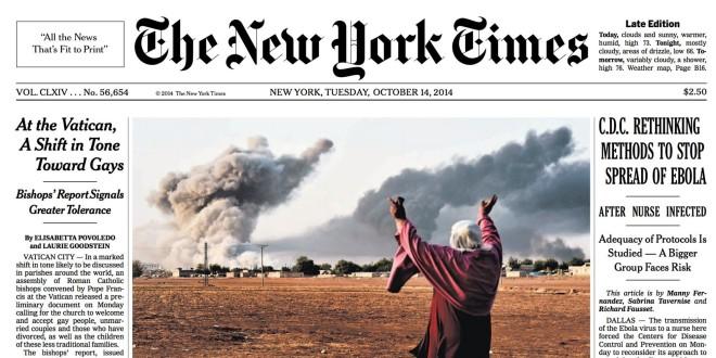 New York Times: Kini frikë nga injoranca, jo nga muslimanët
